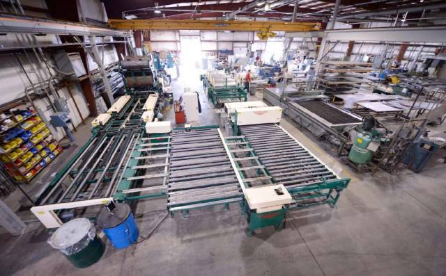 Sheet Metal Fabricators
