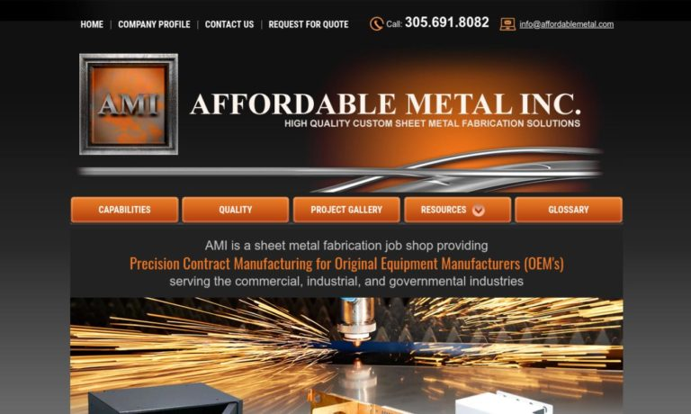 Affordable Metal, Inc.