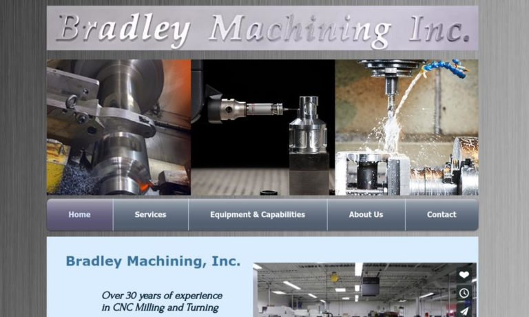 Bradley Machining, Inc.