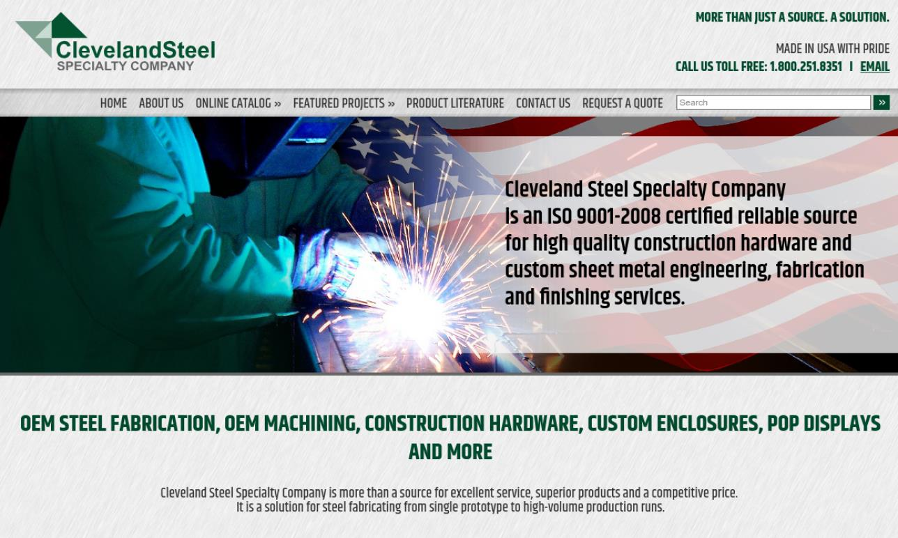 Cleveland Steel Specialty Company