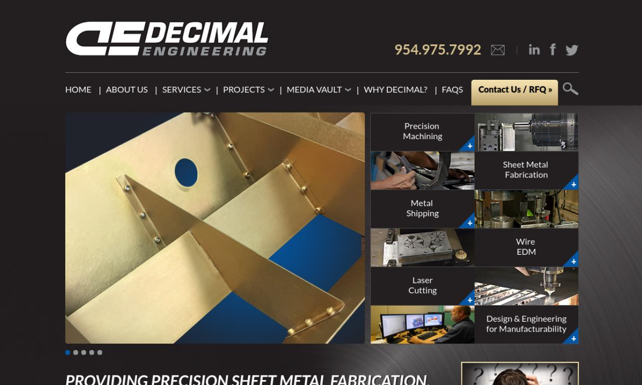 Decimal Engineering Inc.