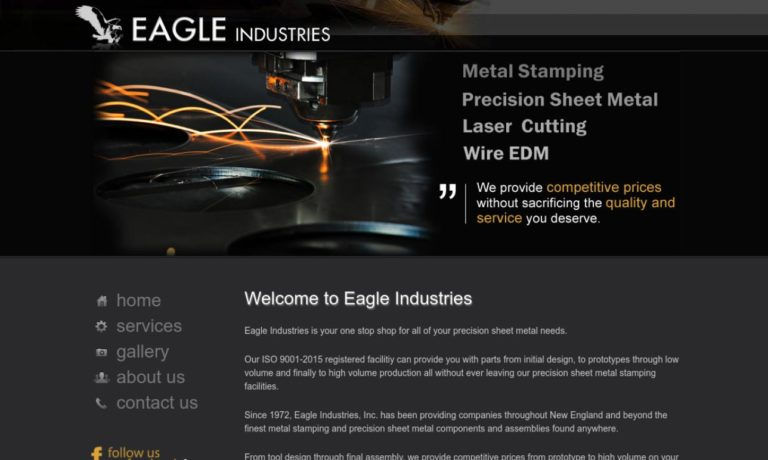 Eagle Industries, Inc.