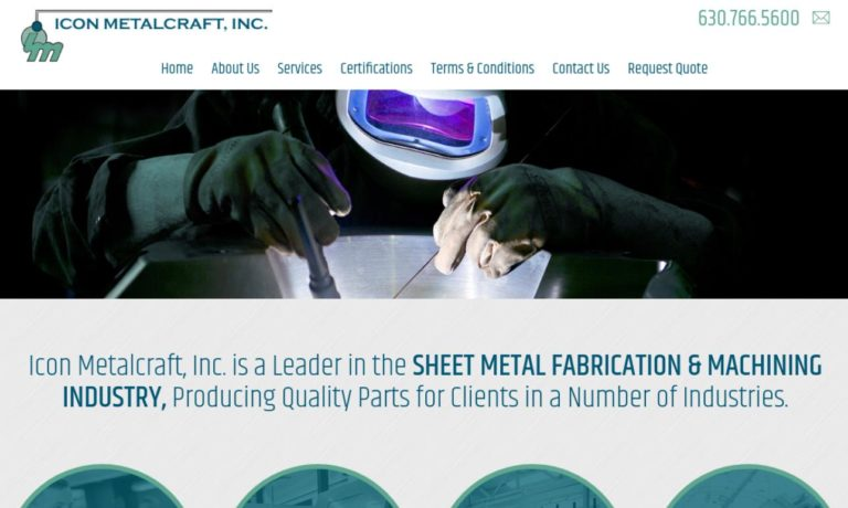 Icon Metalcraft, Inc.