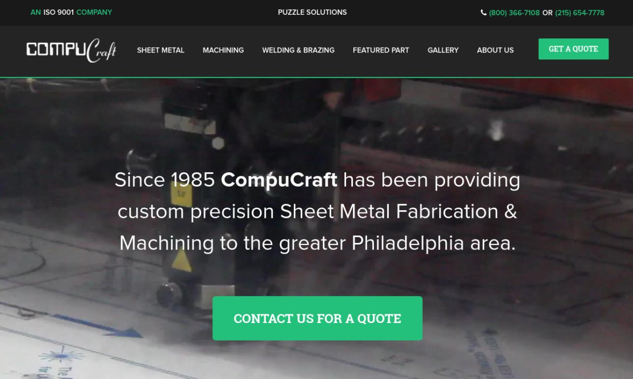 Compucraft Fabricators Inc.