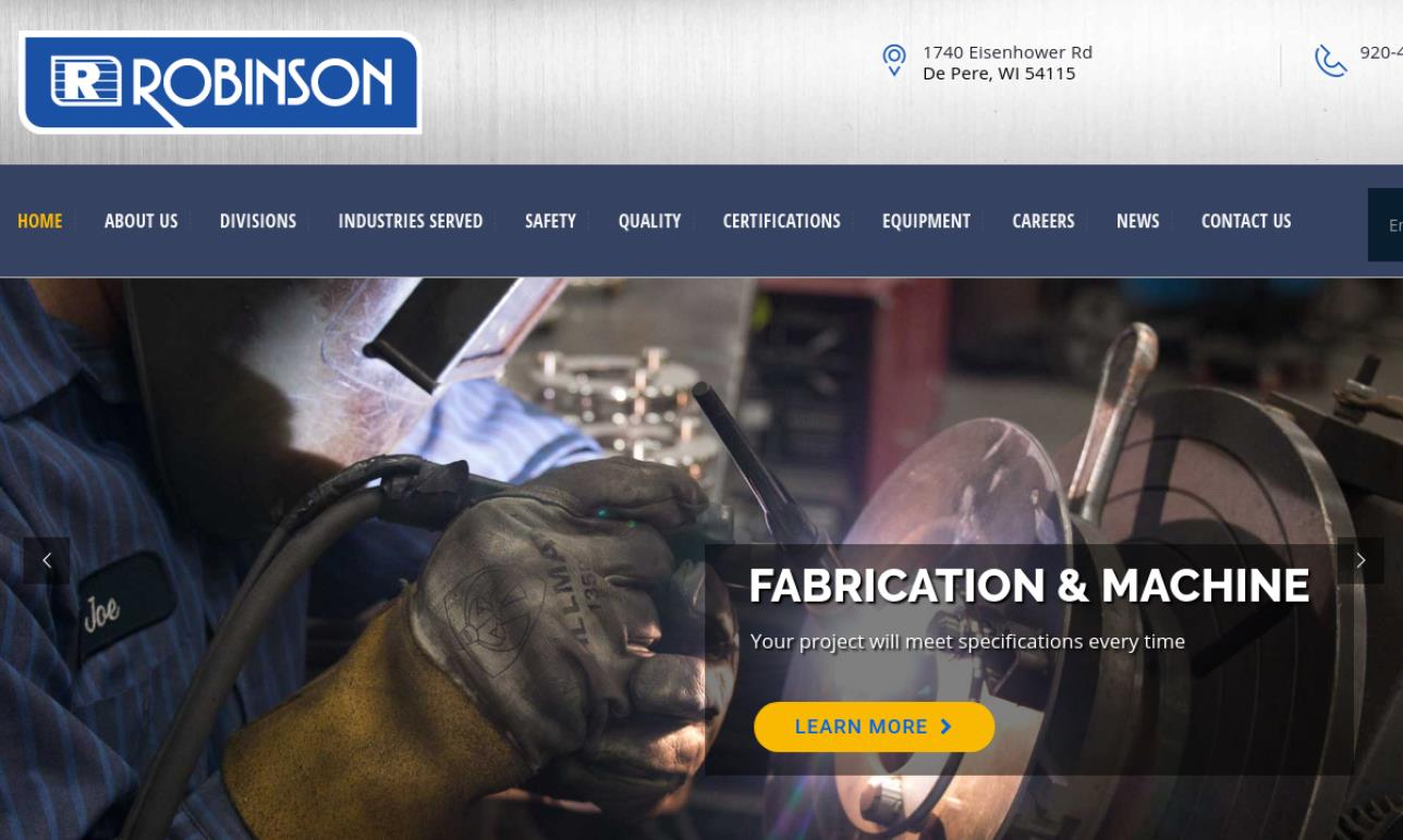 Robinson Metal, Inc.