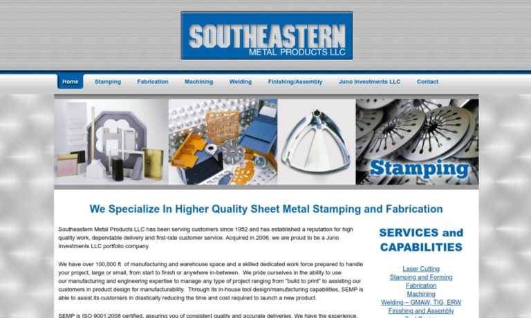 Southeastern Metal Products LLC
