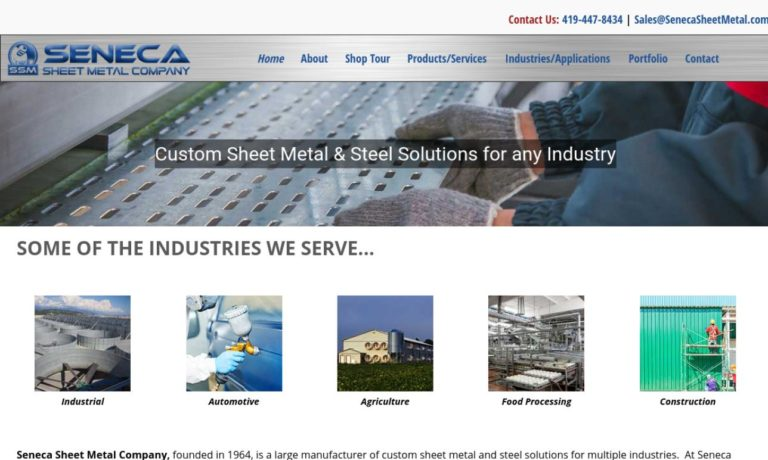 Seneca Sheet Metal Company