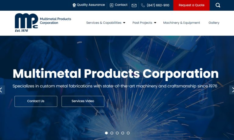 Multimetal Products Corporation