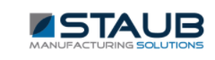 Staub Manufacturing Solutions Logo