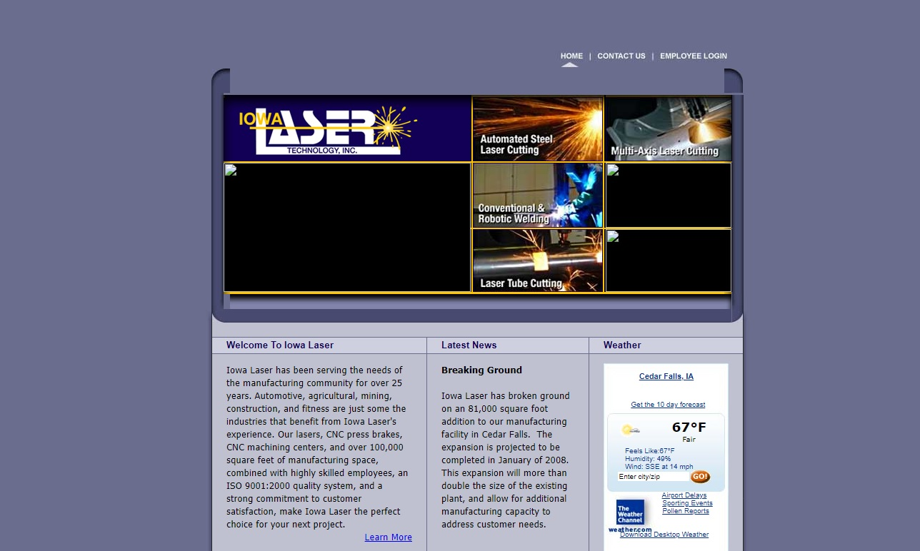 Iowa Laser Technology, Inc.