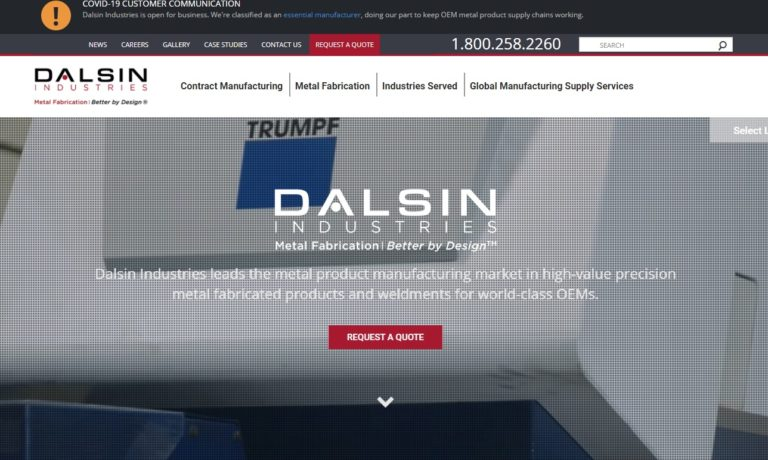 Dalsin Industries, Inc.