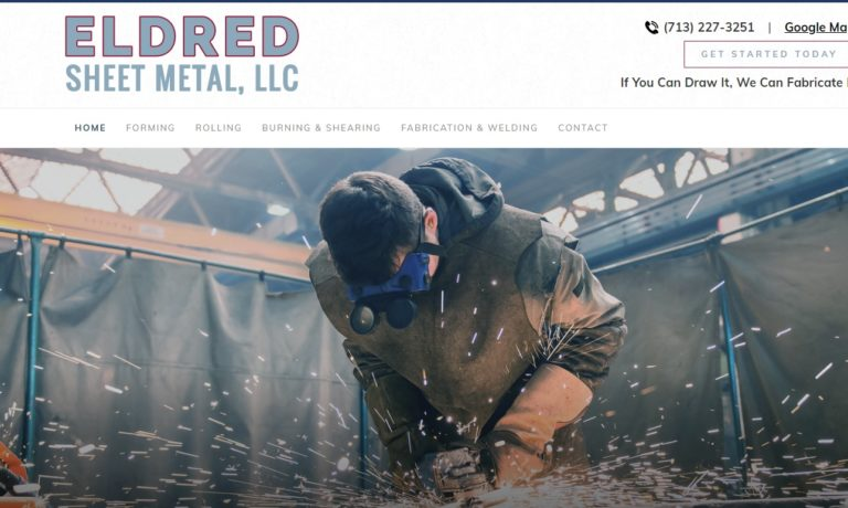 Eldred Sheet Metal Works, L.P.