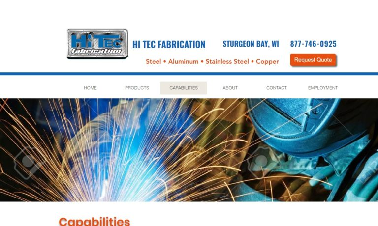 Hi Tec Fabrication