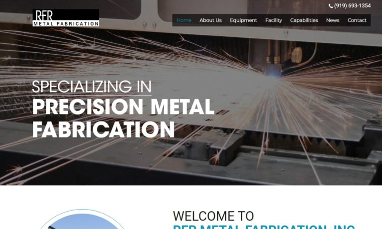 RFR Metal Fabrication, Inc.