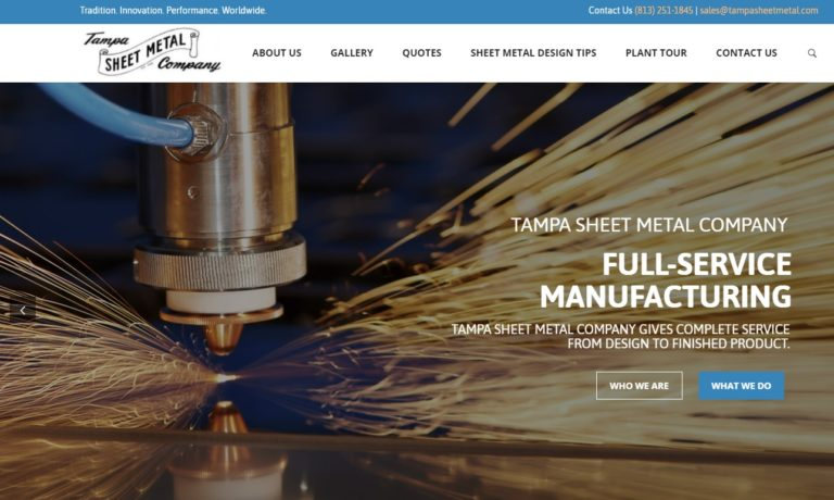 Tampa Sheet Metal Company